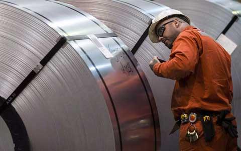 درخواست اتحادیه های صنعت آلومینیوم و فولاد کانادا از جاستین ترودو