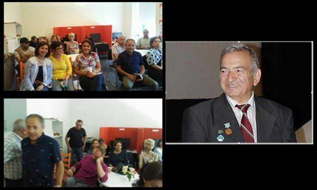 نشستی برای آشنایی با کشور فارسی زبان تاجیکستان در نروژ