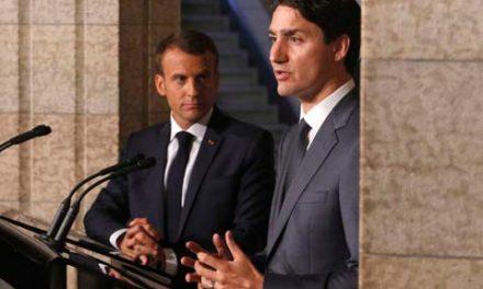 اتحاد کانادا و فرانسه در مقابل آمریکا پیش از نشست سران G7 در کبک