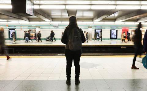 ضرورت نصب موانع در ایستگاه های قطار تورنتو