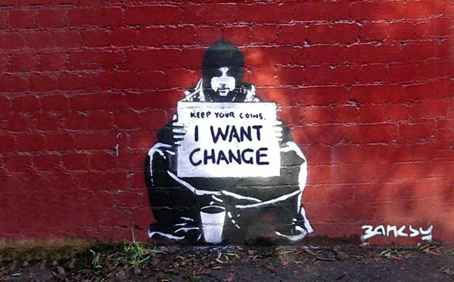 Banksy-Keep-Your-Coins.-I-Want-Change