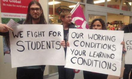 اجرای قانون بازگشت به کار برای کارمندان دانشگاه یورک