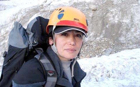ایرانیان جهان و دستاوردهایشان /۳۹/آشنایی با لیلا اسفندیاری؛ دختر کوهستان، فاتح قله ها و غارها