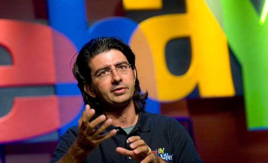 ایرانیان جهان و دستاوردهایشان ـ ۳۶/ آشنایی با پی یر امیدیار، بنیانگذار سایت موفق e-bay