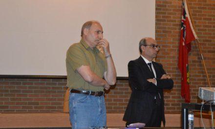 یادبود داریوش شایگان با حضور رامین جهانبگلو و مهدی خلجی در کانون کتاب تورنتو