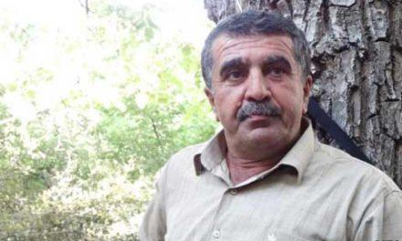 اقبال مرادی، فعال حقوق بشر و پدر زندانی سیاسی کرد محکوم به اعدام در سلیمانیه به قتل رسید
