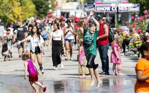 موج گرمای بی سابقه در انتاریو تا جمعه شب ماندگار است