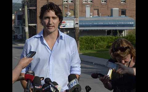 توضیحات جاستین ترودو، نخست وزیر کانادا، درباره ی اتهام رفتار غیراخلاقی