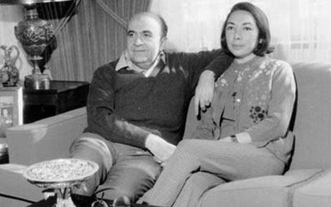 فرو رفته در تنهایی/به بهانه مرگ لیلا امامی خویی، همسر امیرعباس هویدا/علی صدیقی