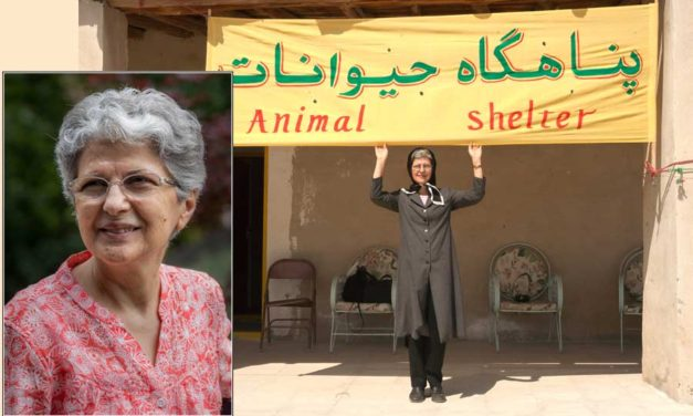 ایرانیان جهان و دستاوردهایشان ـ۴۱/آشنایی بافاطمه معتمدی، بنیانگذار اولین پناهگاه حیوانات در ایران