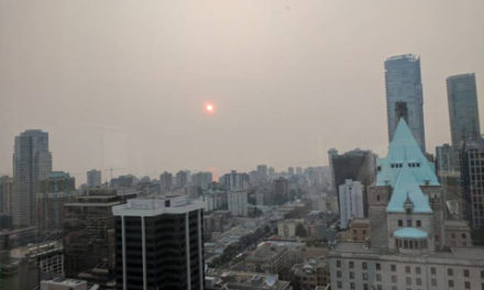 هشدار هواشناسی کانادا به استان بریتیش کلمبیا!