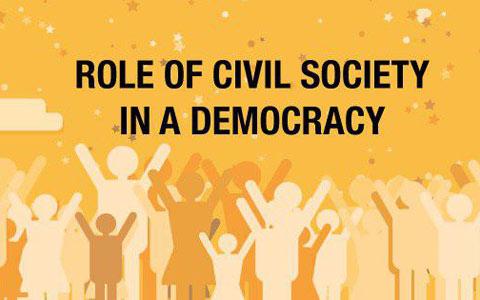 جامعهی مدنی لزوماً دموکراسی نمیآورد/علیرضا اشراقی