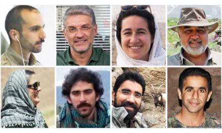 نامه سرگشاده جمعی از خانواده فعالان محیط زیست بازداشتی به سران قوا