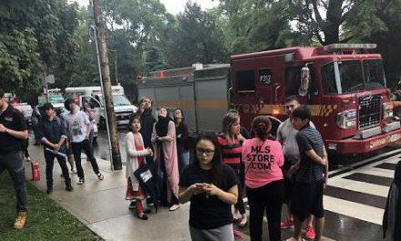صدها کودک که از آتش سوزی ساختمان شماره ی ۶۵۰ خیابان پارلمان جان سالم بدر برده اند نیاز به کمک فوری غیرنقدی دارند