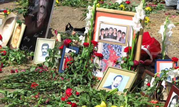 خون هزاران زندانی سیاسی اعدام شده در تابستان ۶۷، هنوز می تپد و دادخواهیم این بیداد را