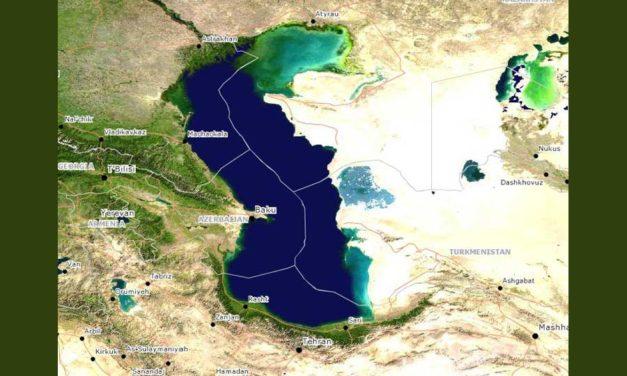 بیانیه کانون حقوقدانان ایران: رژیم حقوقی دریای مازندران و ترکمانچای دوم