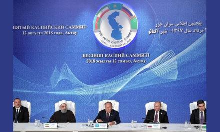 ترکمنچای دوران ما؛ جمهوری اسلامی چگونه دریای خزر را حراج کرد؟/سعید بشیرتاش