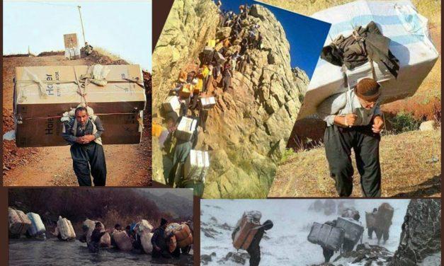 کشته و زخمی شدن پنج کولبر در مریوان و ماکو