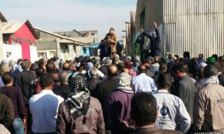 ادامه تجمعات اعتراضی کارگران گروه ملی فولاد اهواز و کارگران نیشکر هفتتپه