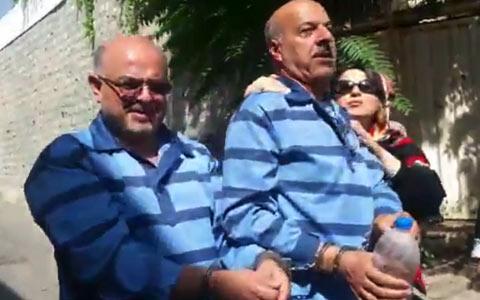 انتقال دو وکیل زندانی به زندان فشافویه