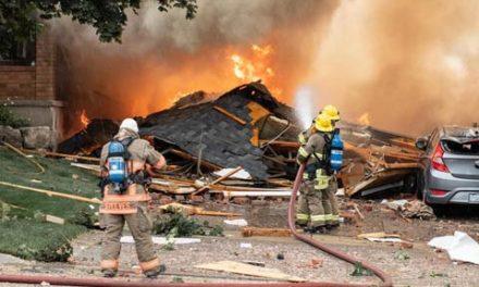 در حادثه انفجار خانه یک نفر کشته و یک نفر به شدت زخمی شده است