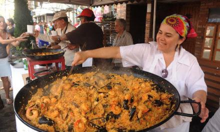 جشنواره ی غذاهای یونانی در دنفورت