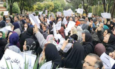معلمان و چالش «نه به فیشها و احکام حقوقی»