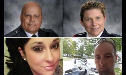 چهارنفر در تیراندازی فردریکتون کشته شدند