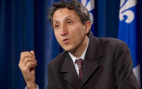 دکتر امیر خدیر کاندیدای شرکت در انتخابات کبک نیست
