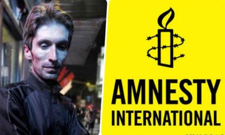 بیانیه سازمان عفو بینالملل در واکنش به ممانعت از دسترسی آرش صادقی به مراقبتهای درمانی