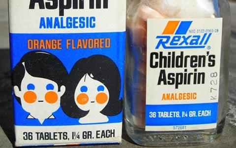 قرص آسپرین اطفال، مفید یا مضر؟