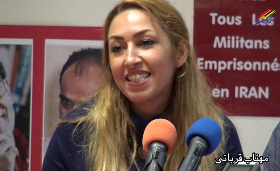 ازسری« گزینه های مبارزاتی و جایگزین ها»/گفت و گوی شهروند با مهتاب قربانی، شاعر و فعال حقوق بشر /علی شریفیان