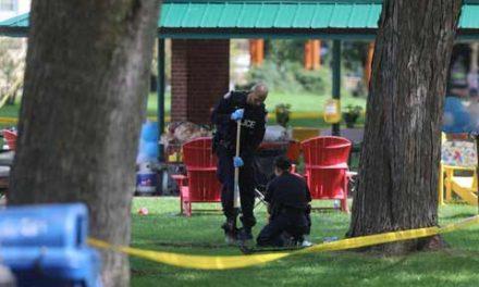 یک نفر قربانی حادثه ی تیراندازی در پارک کرونیشن