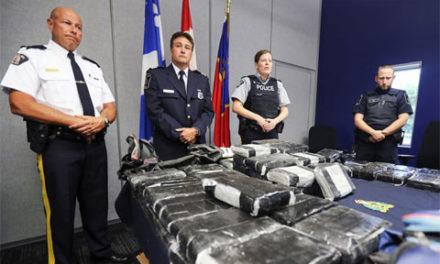 کشف هشتاد و یک کیلو کوکائین و دستگیری دو قاچاقچی