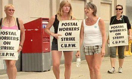 احتمال اعتصاب کارمندان کانادا پست از ۲۶ سپتامبر