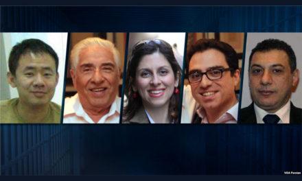 تقاضای خانوادههای «گروگانهای خارجی» در ایران از جامعه جهانی
