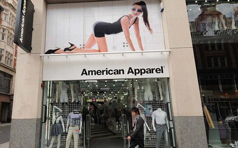 American Apparel به شکل آنلاین به کانادا باز میگردد