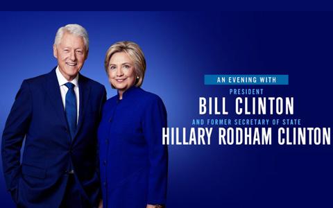 بیل و هیلاری کلینتون در تور پاییزی خود به کانادا می آیند