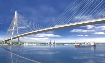 ساخت و ساز پل ارتباطی ویندزور- دیترویت شروع شد