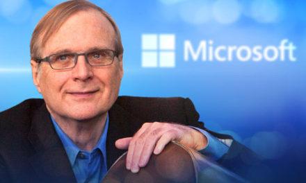 یکی از بنیانگذاران مایکروسافت در سن ۶۵ سالگی درگذشت