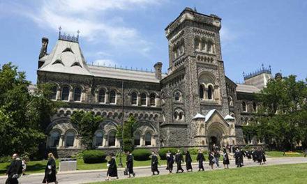 دانشگاه تورنتو بهترین دانشگاه کانادا شد