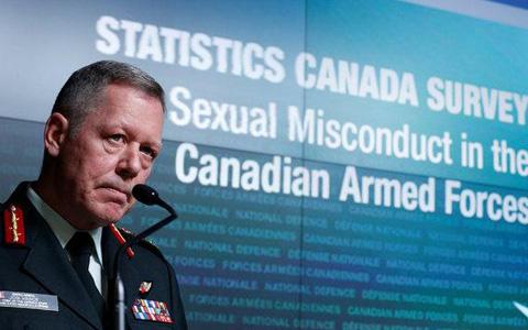 افزایش شکایات از جرائم جنسی در ارتش کانادا نشانگر شهامت آسیب دیدگان است