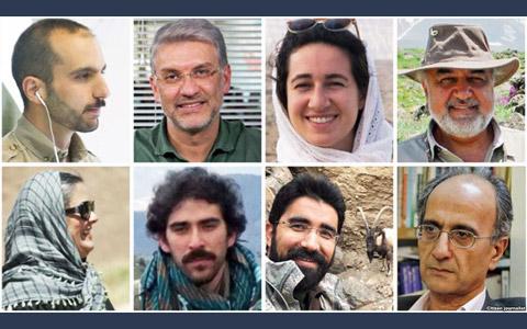 تعدادی از فعالان زیست محیطی به فساد فی الارض متهم شدند