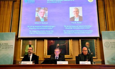 نوبل اقتصاد امسال با موضوع تغییرات آب و هوایی و اثرات مثبت بکارگیری تکنولوژی/فرهاد فرسادی