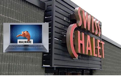 اختلال در کار برخی رستوران های زنجیره ای محبوب کانادا به دلیل ویروس نرم افزاری