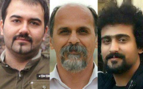 اعتصاب غذای خشک دو درویش زندانی
