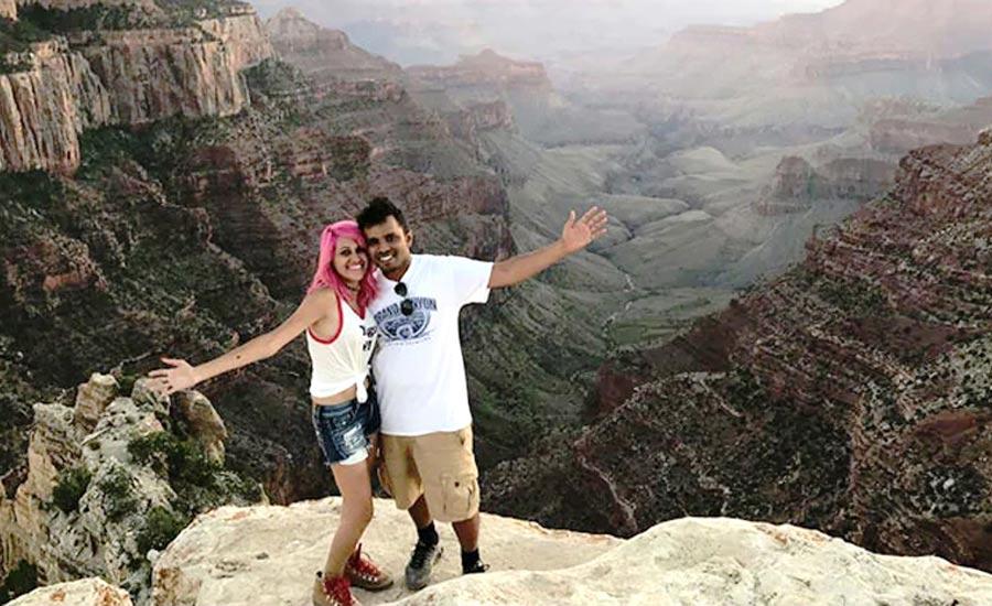 عکس سلفی جان زوج هندی را گرفت