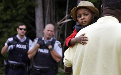 تعداد پناهجویان اخراجی از خاک کانادا افزایش می یابد