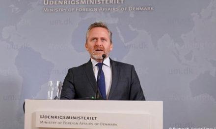 دانمارک خواهان تحریمهای جدید اتحادیه اروپا علیه ایران شد
