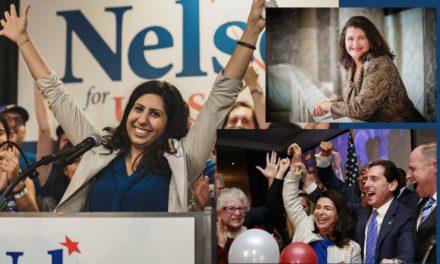 راهیابی سه زن آمریکایی ایرانیتبار به مجلس نمایندگان و سنای ایالتی